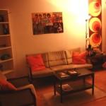Schüler Lounge in der Musikschule Klangbüdchen